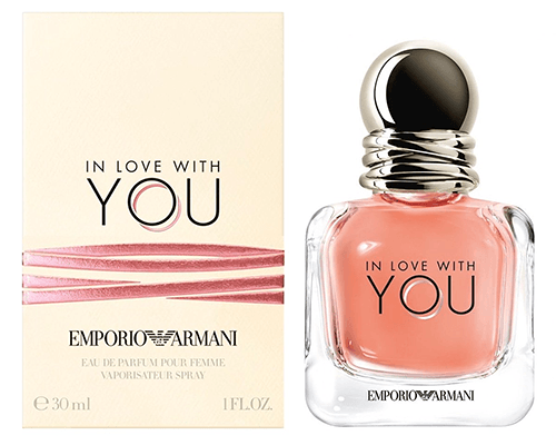 Giorgio Armani «In Love With You»