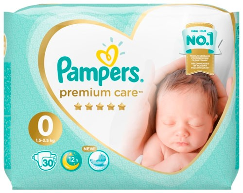 Pampers Premium Care 0